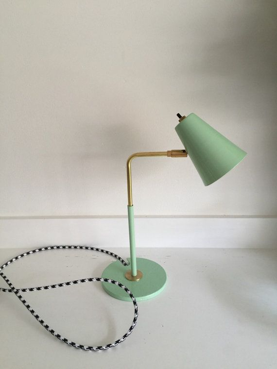 Seven  metal Cone Articulating Industrial task by TripleSevenHome