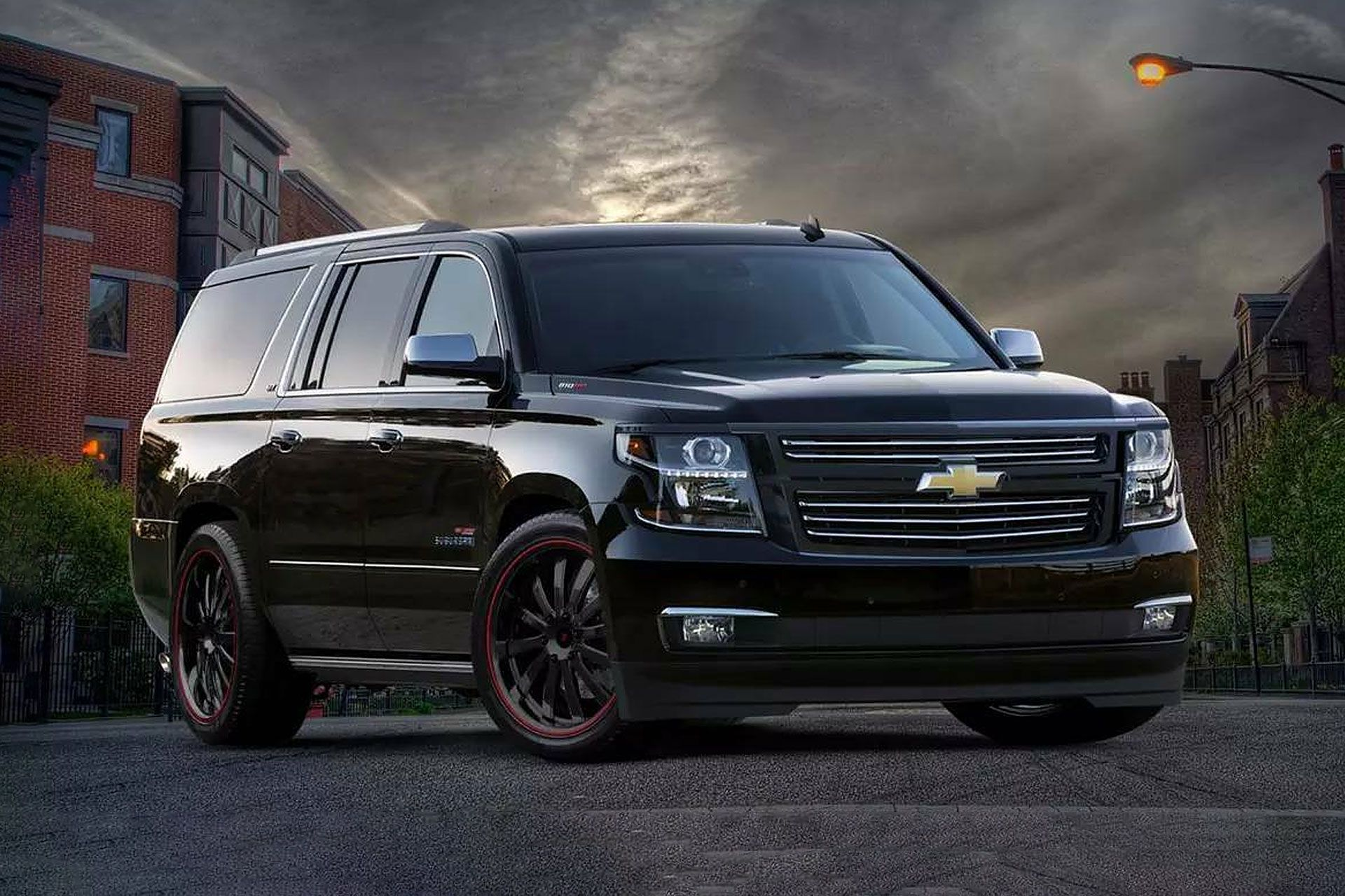 2019 Sve Chevrolet H O Supercharged Suvs With Images Chevy