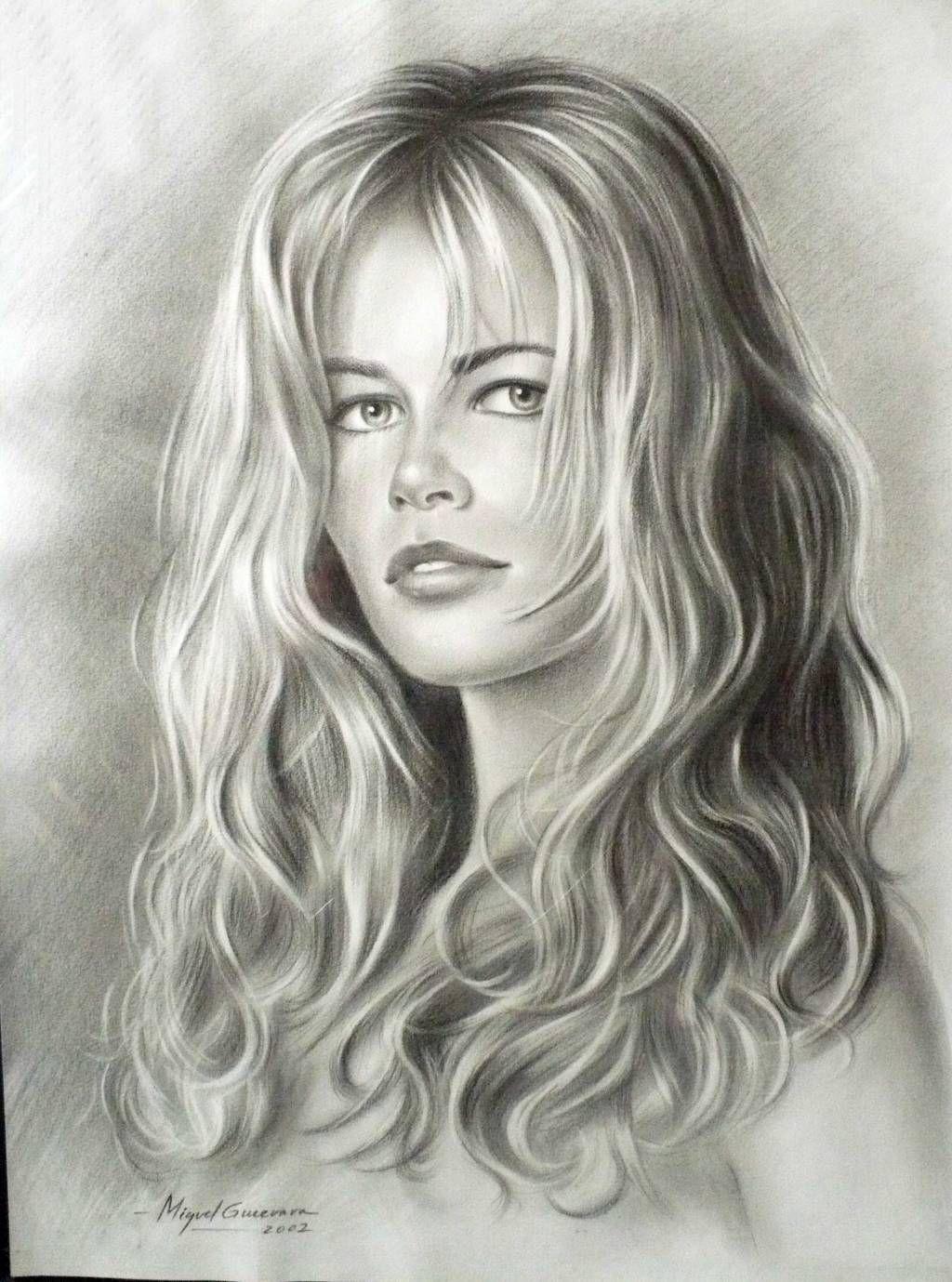 Pencil Drawings Famous Artists Pesquisa Do Google Portrait