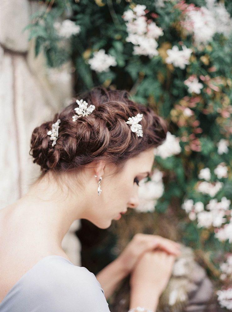 Bridal hairstyle | itakeyou.co.uk