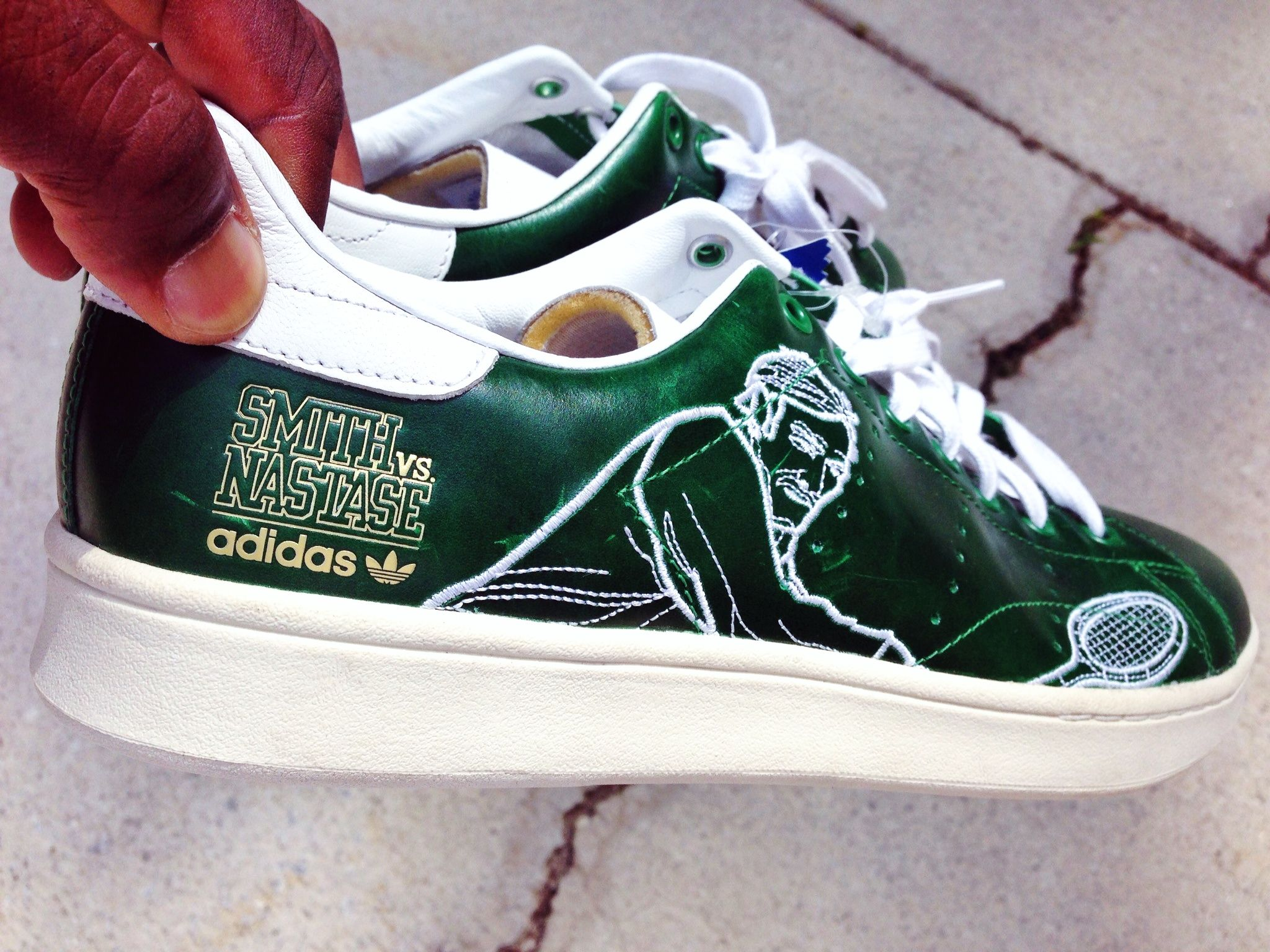 Adidas Stan Smith Wimbledon Special Edition #cartonmagazine