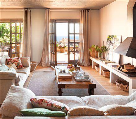 Reforma total! De casa gris a juego de alturas | Grandes ventanales ...