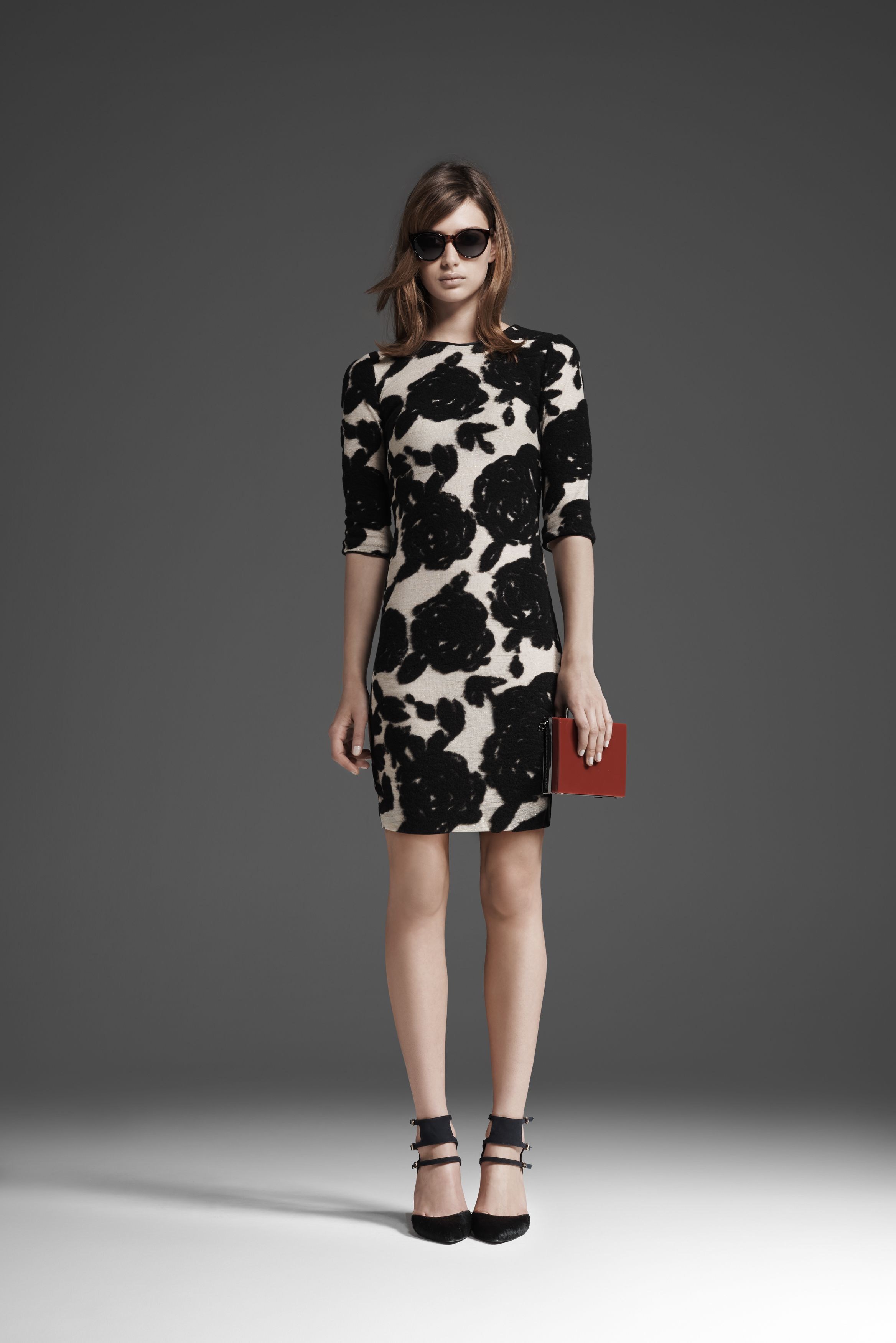REISS Lavine Dress | How you look | Pinterest