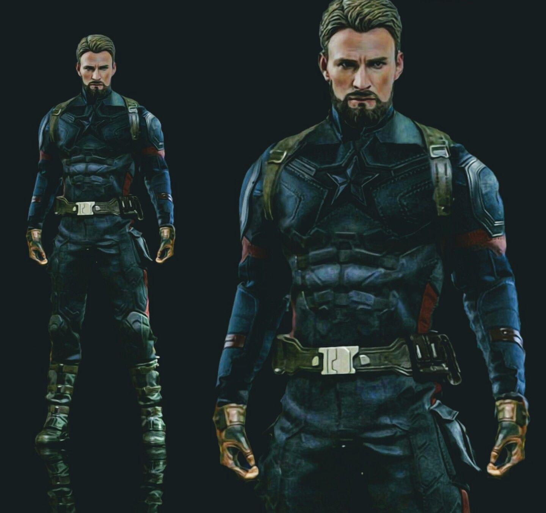 Captain America Infinity War Cap Captain Nomad Captain America