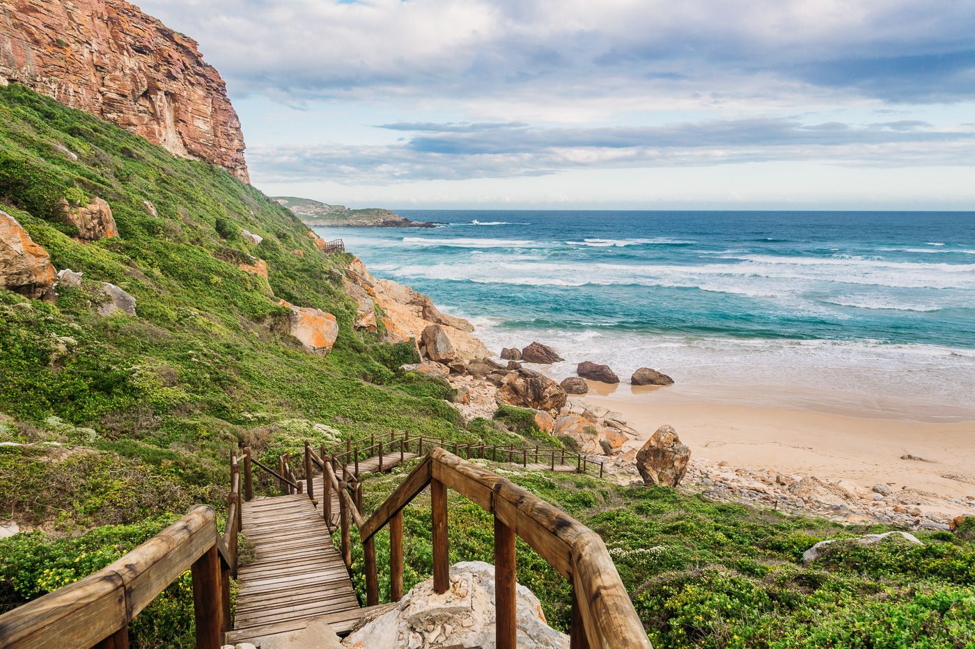 Robberg Nature Reserve is a peninsula of paradise on South
