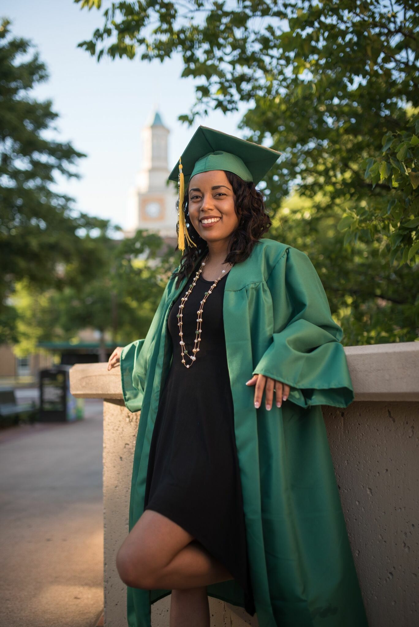 Unt Grad Pic Ideas Mcconnell Tower Unt Graduation Picture Ideas