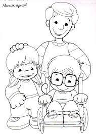 Resultado De Imagen De Los Derechos De Los Niños Para Colorear Class Poster Design Kindergarten Kids Coloring Books
