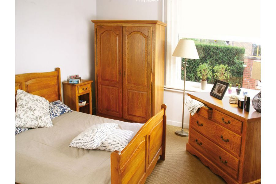 Chambre rustique pour maison de campagne - Hellin La Bresse