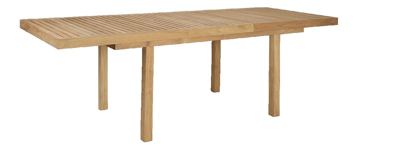 Table En Teck Habitat 1002 50 Table De Jardin Teck Mobilier Jardin
