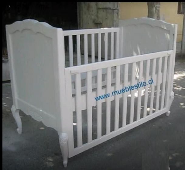 muebles de bebé, cunas, cómodas | #cunas de #bebé | Pinterest ...