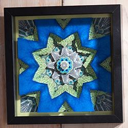 Peacock-Kaleidoscope-Shadowbox-Wall-Art
