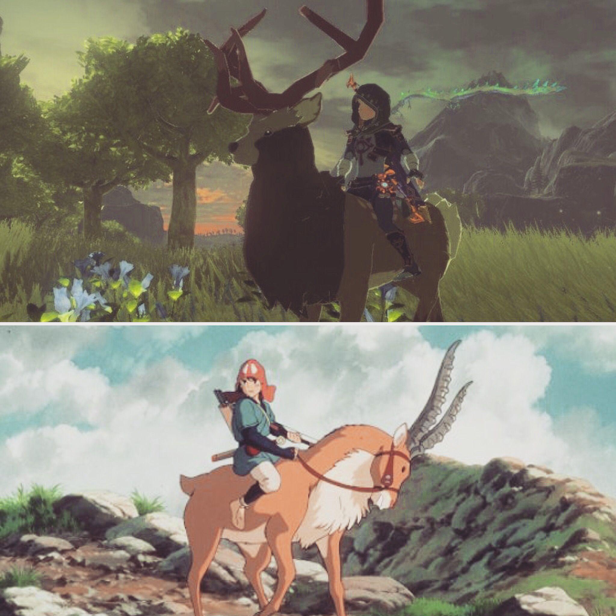 Link from Legend of Zelda: Breath of the Wild looking like ...