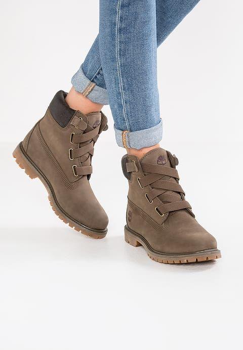 Bottines Chaussures 6 Convenience À Premium Timberland Lacets htdxsCBQr