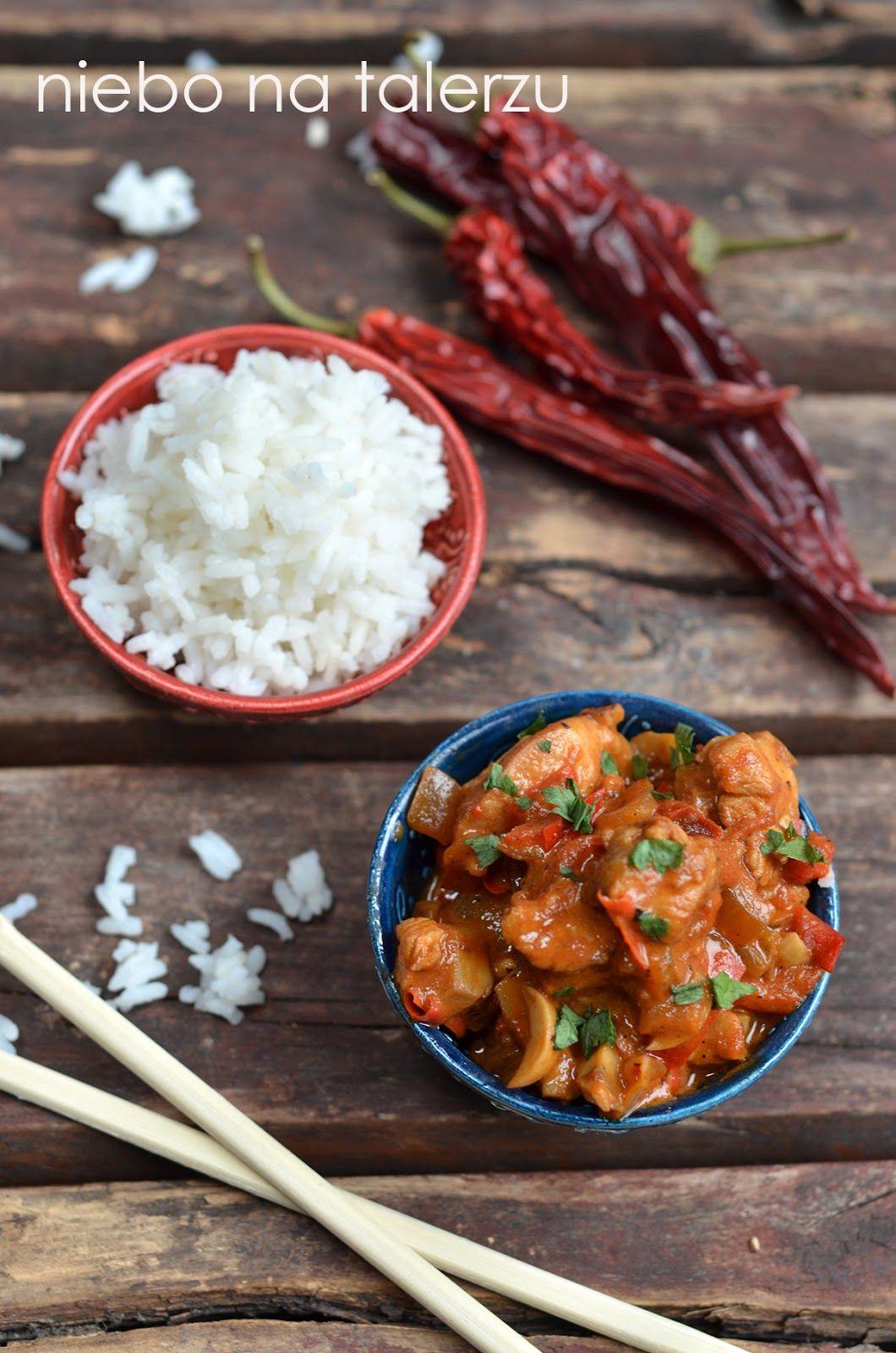 Kuchnia Indyjska Przyprawami Stoi W Restauracjach Koncentruje Sie Glownie Na Ilosci Papryczek W Menu Bo Hindusi Maja Indian Food Recipes Cooking Food Awards