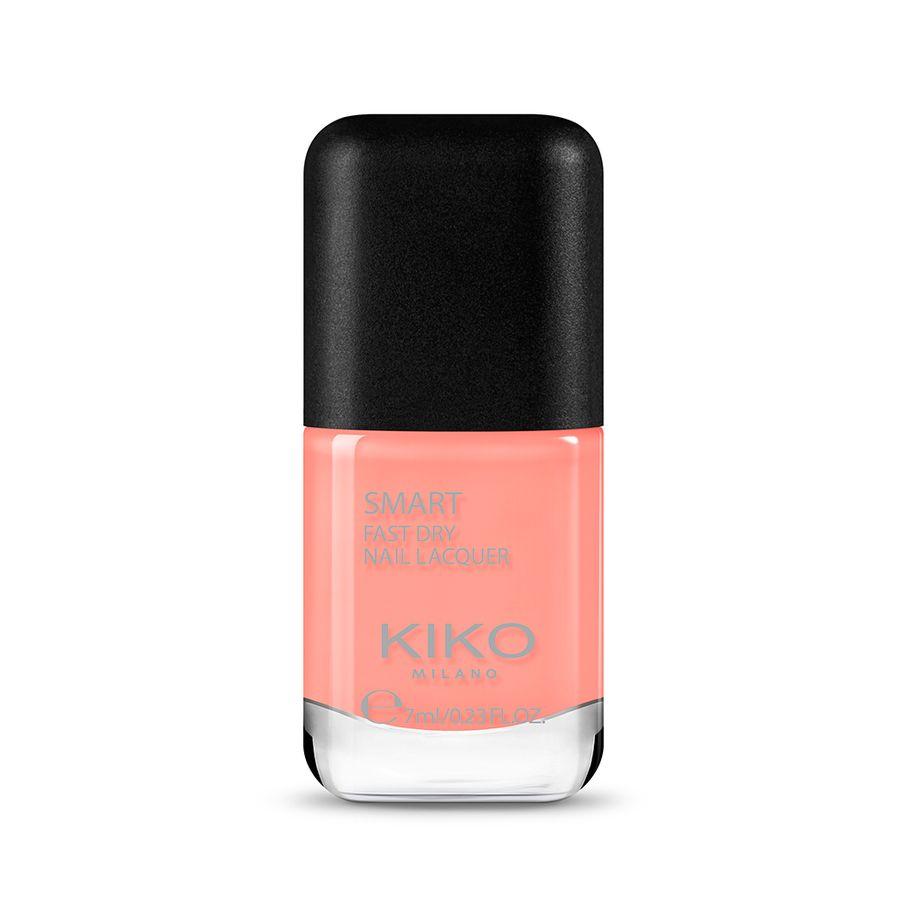 Vernis à ongles à séchage rapide - Smart Nail Lacquer - KIKO MILANO ...