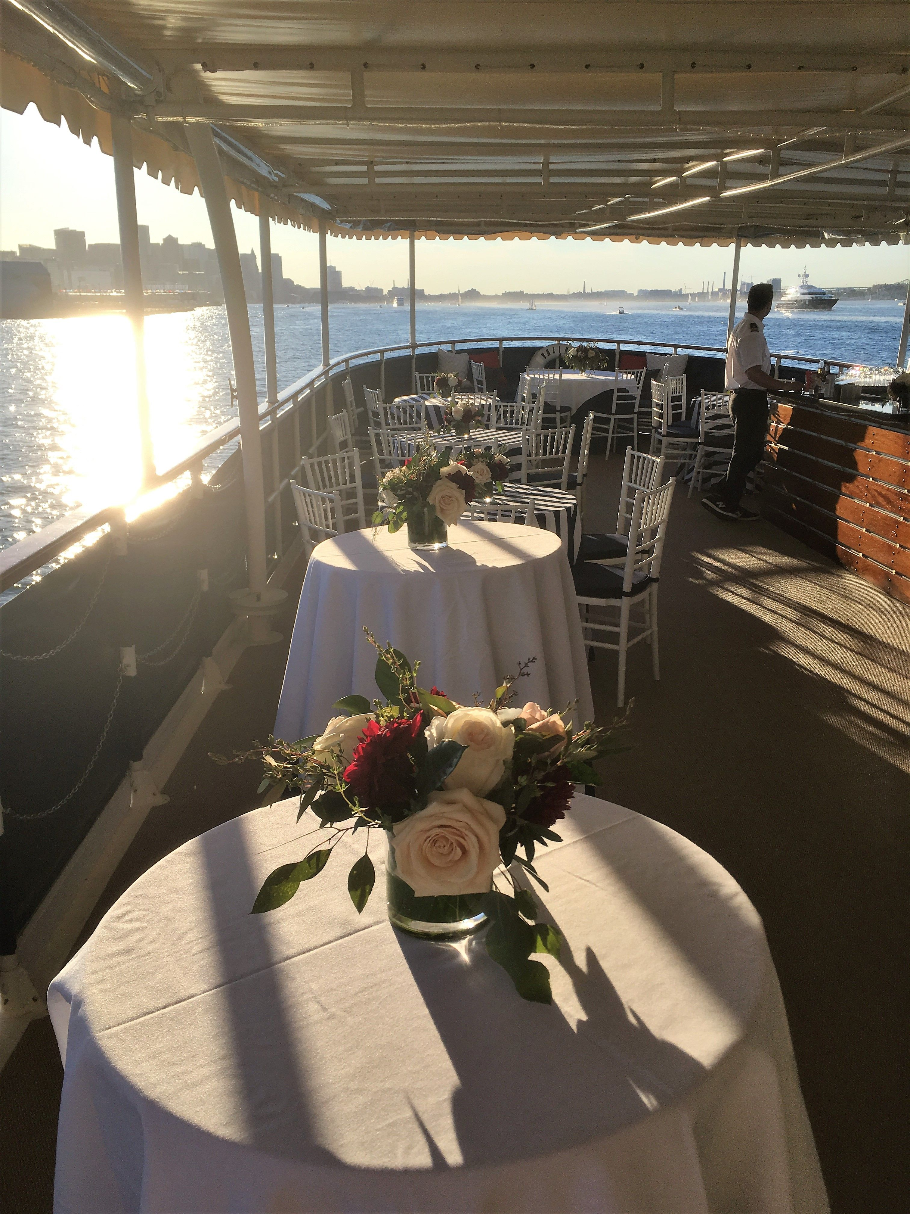 Pin by Charles Riverboat Company on Weddings on our Boats