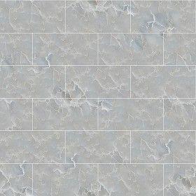 Textures Texture seamless | Grey marble floor tile texture seamless 14498 |  Textures - ARCHITECTURE -