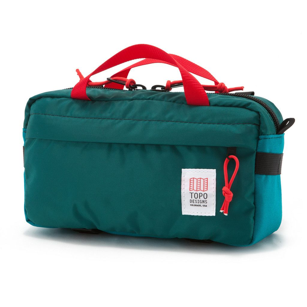 6a3169582 Topo Designs Light Hip Pack Turquoise | Springwear in 2019 | Bags ...