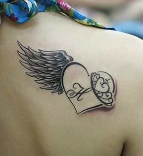 15 diseños de tatuaje de alas de ángel para probar #ala #wing #tatuaje #tattoo #angel #tatuajes #tattoos #gente #people #amante #lover #tinta #ink #amor #love #diseno #design #enviar #post #alas #wings #oye #hey #esperanza #hope #disfrutar #enjoy #bonita #pretty