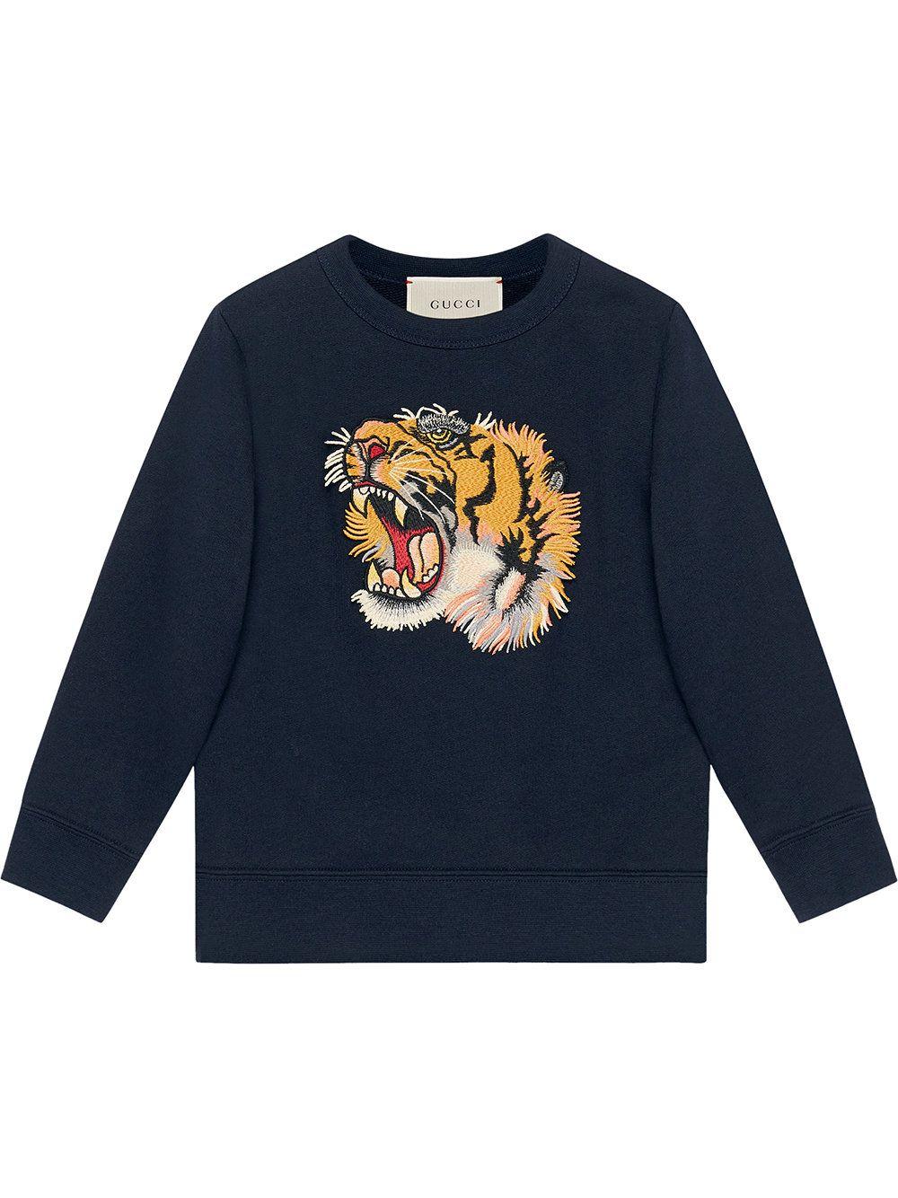 c7fa02b783 #gucci #kids #tiger #jumper #sweater #sweatshirt #kidswear #sporty #style  www.jofre.eu