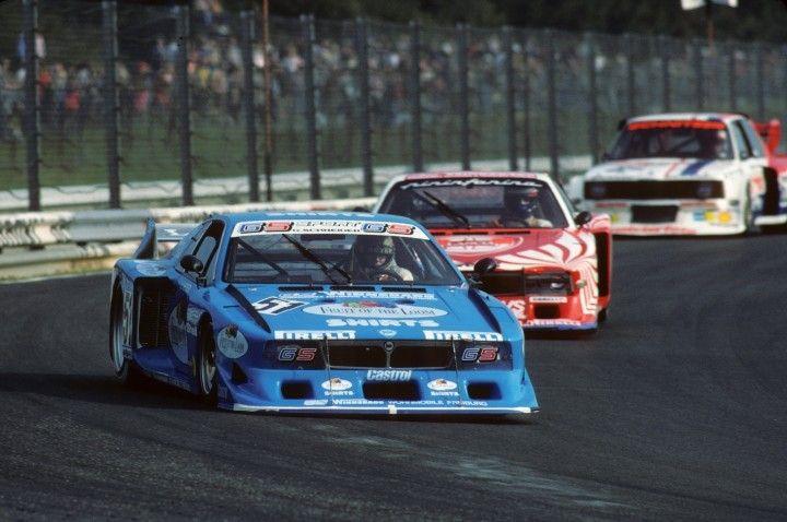 Itsbrucemclaren   U201c Lancia Beta Montecarlo Turbo Leading At