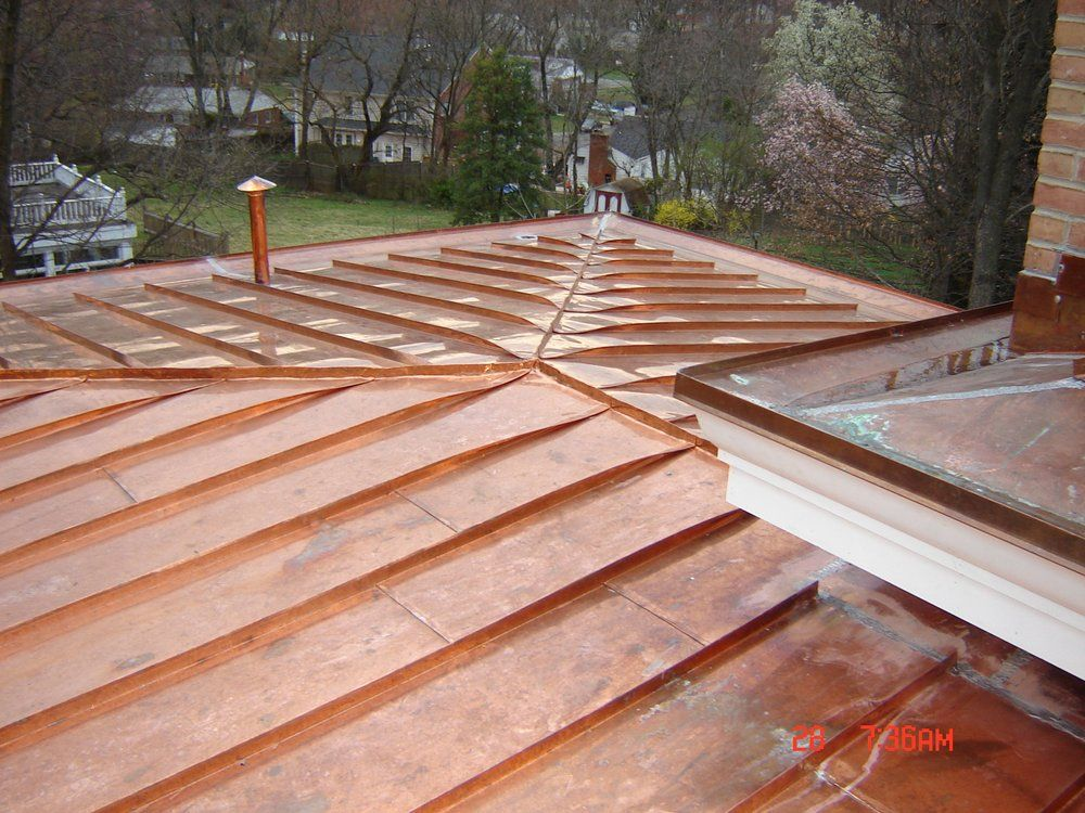 Beyond Exteriors Photos Copper Roof Roofing Exterior