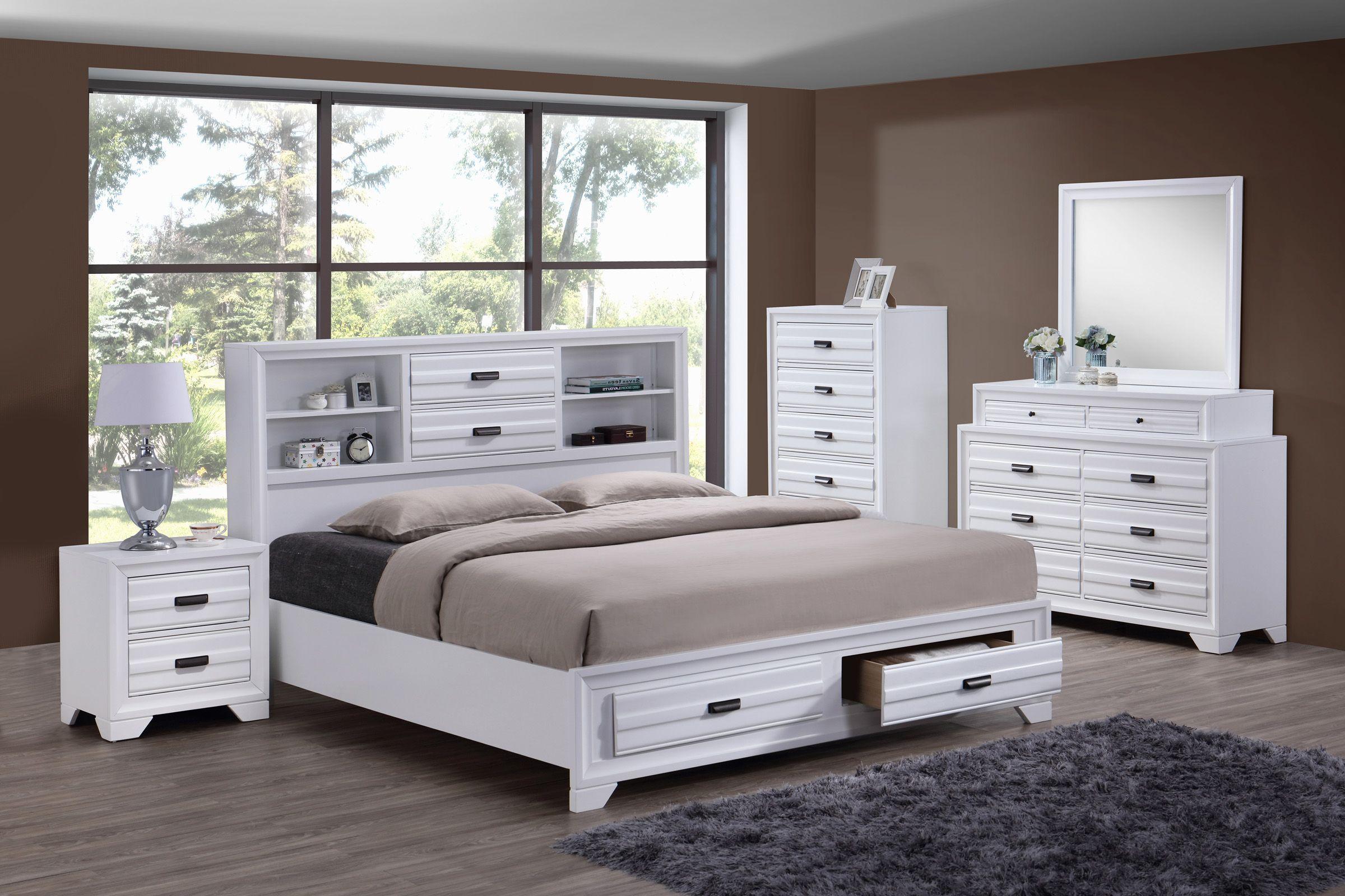 Esperanza Bedroom Set Queen Bedroom Sets Queen Silver Bedroom