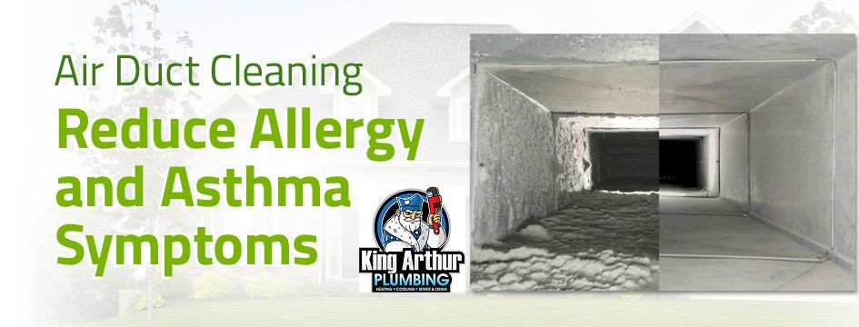 Are You Experiencing Any Problems With Your Air Ducts Then Contact King Arthur Plumbing Who Are Specialized In Duct Cleaning Cleaning Services Prices Clean Air Ducts