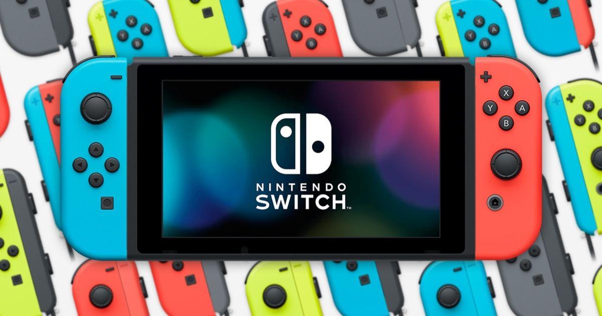 Choose a color for each JoyCon™ controller and JoyCon