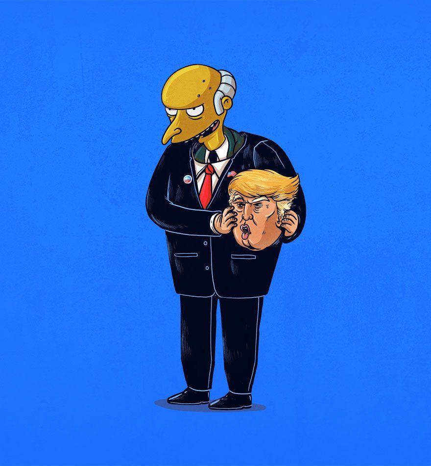 Icons Unmasked: Mr Burns?                                                                                                                                                     More
