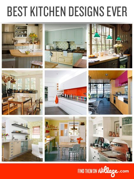 Get inspired with these picture-perfect kitchen designs. #home #decor #kitchen http://www.ivillage.com/kitchen-designs-photos/7-b-256441?cid=pin|homedecor|kitchendesigns|11-09-12