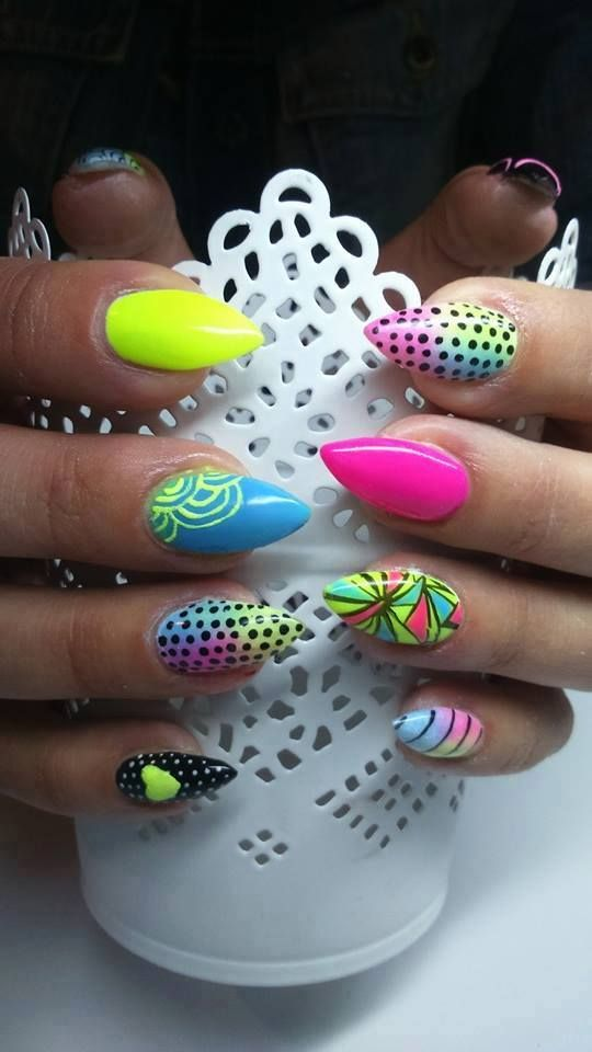 FULLCOLOR NAILS   Makeup & nails   Pinterest   Nails inspiration and ...