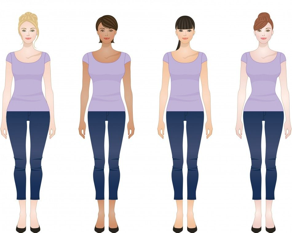 body size and shape Body shape calculator there are 8 female body shapes, calculate yours now with the original 3-measurement body type calculator to learn your body shape, grab a tape measure and enter these.