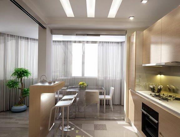 foto cocina comedor juntos | Ideas 150214 | Cocina comedor, Cocina y ...