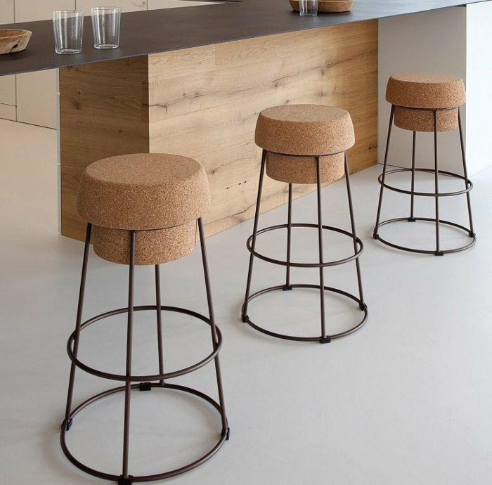Tabouret De Bar Original.Chaises Bar Design Original Cuisine Moderne Chair Design 1