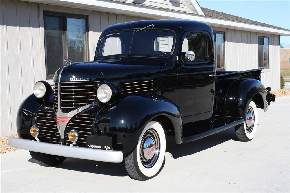 1939 Dodge Pick Up Classic Cars Trucks Dodge Trucks Classic Trucks