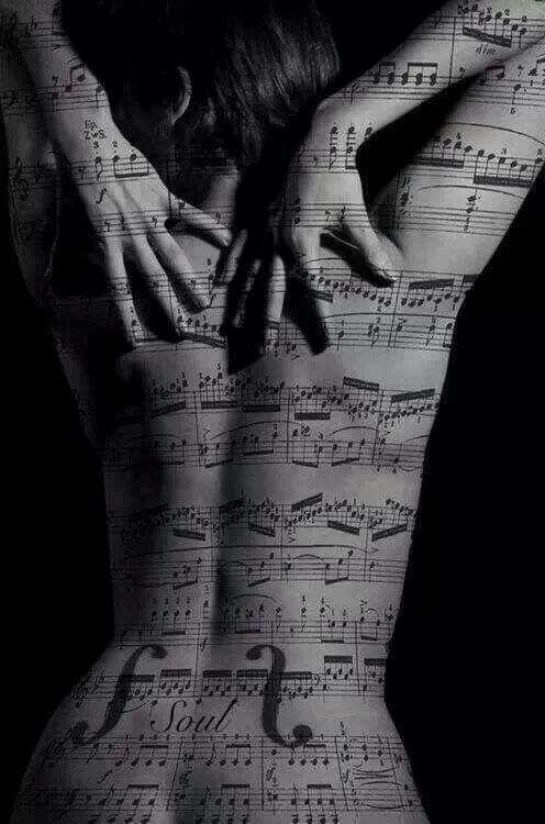 Music of my soul...