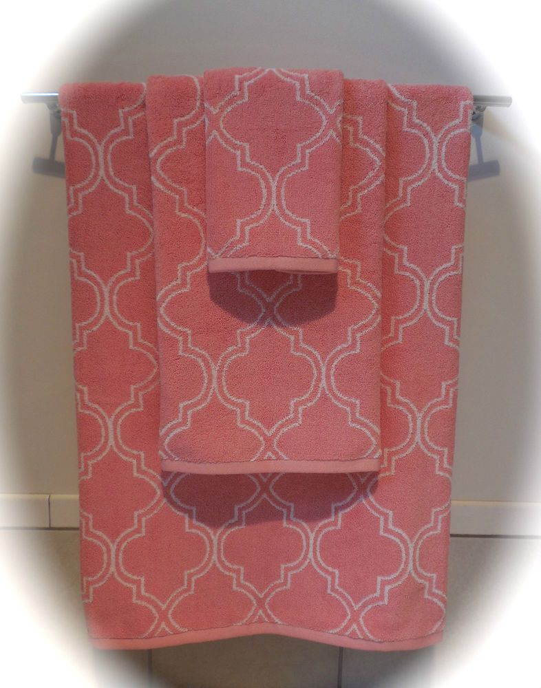 Bath Rug With Used Towels