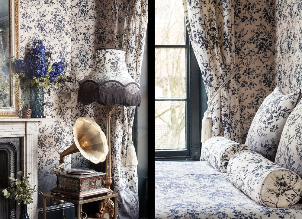 Louise Brown Interiors Provide Beautifully Crafted And Exquisitely