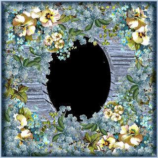 Lugar Encantado da Neli : FRAME FLOWERS