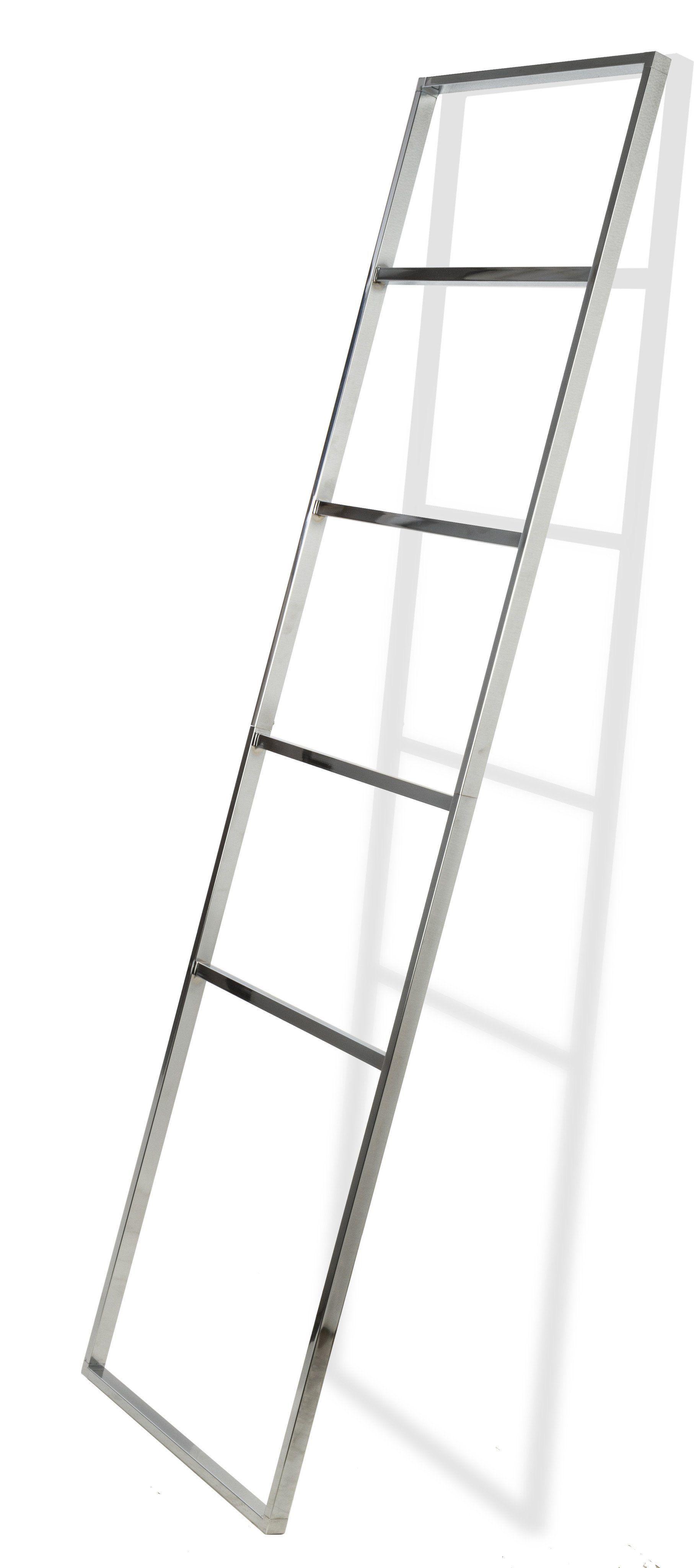 Cp Standing Towel Rack Ladder For Bathroom Spa Towel Hanger,