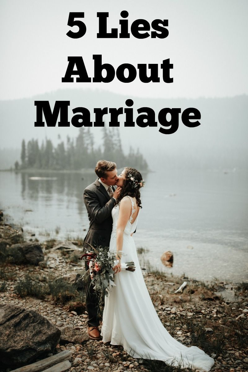 Are you believing these lies about marriage christian truth on
