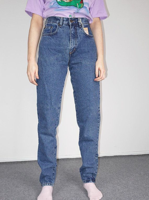 Uglycoats Mom Jeans Outfit Vintage Pants Clothes