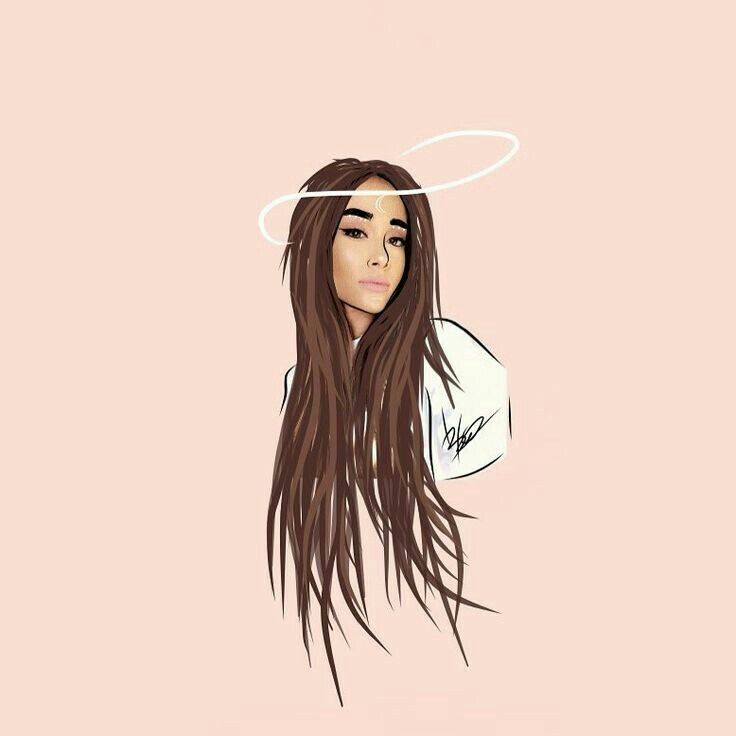 Can Someone Draw Something Like This Of Me Therealchristinalee ART Ariana