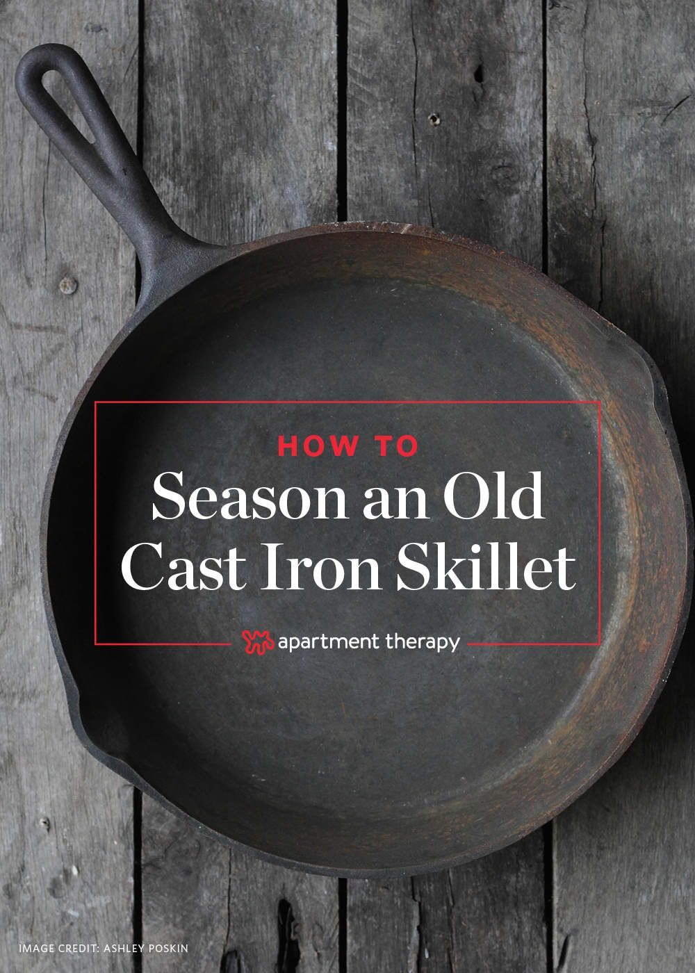 How To Get Rust Off Cast Iron Skillet With Salt