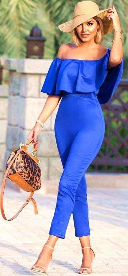 #summer #chic #feminine #style Electric Blue  Nudes  - more on http://ift.tt/2rynWxj