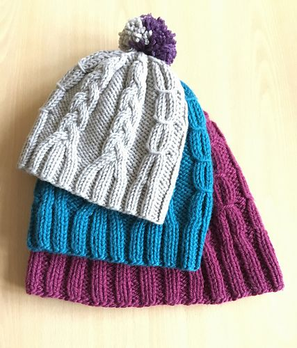 Winter is coming and it´s time for cozy knitting! So here you have a good idea for Christmas gift or for your winter accesories…