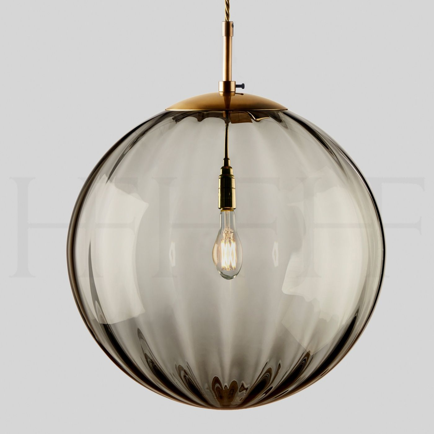 Paola Pendant Grigio Hector Finch Lighting Finds In