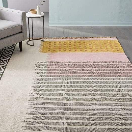 Ikat Mix Indoor Outdoor Rug Separately Sold Recommended
