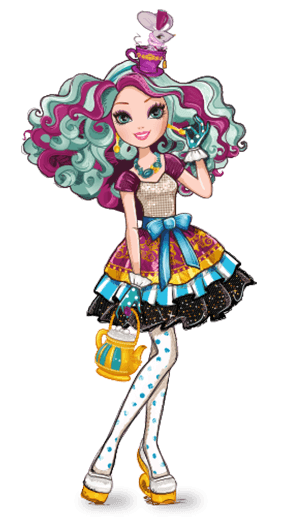 Maddie Hatter - Ever After High my favourite one.